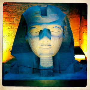 Luxor in Ägypten