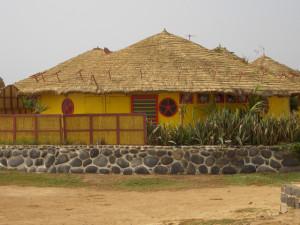 Afrikanisches Restaurant