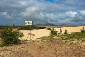 Wüste auf Boavista