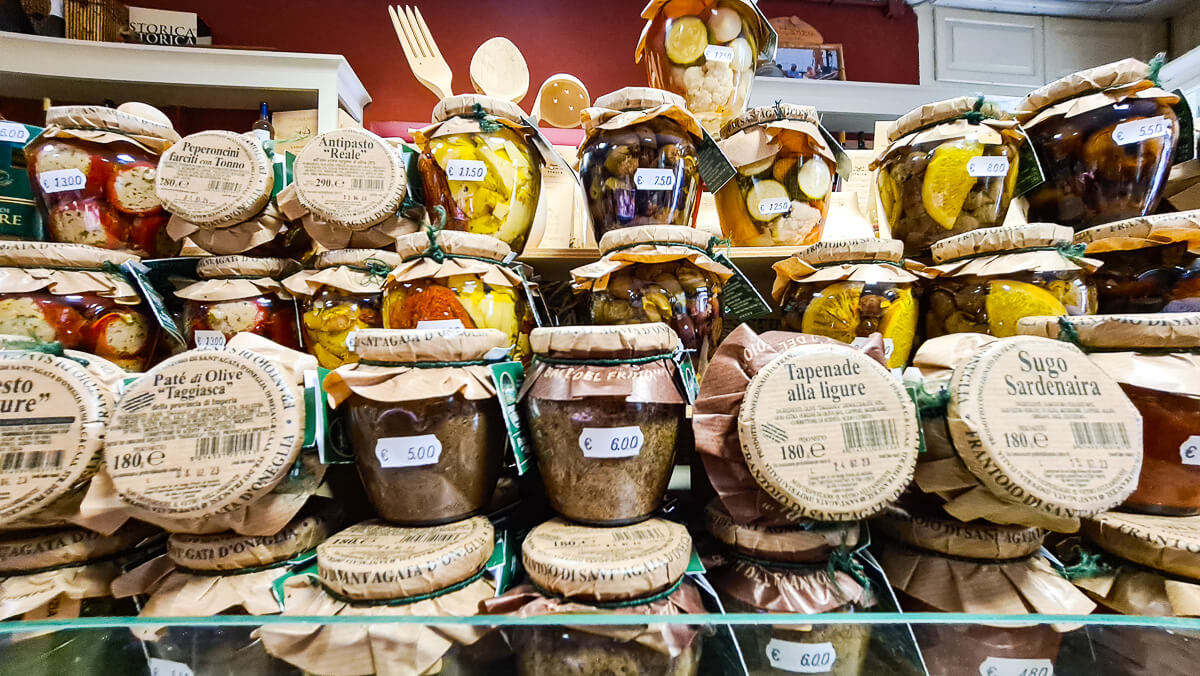 Einkaufen in Cividale del Friuli
