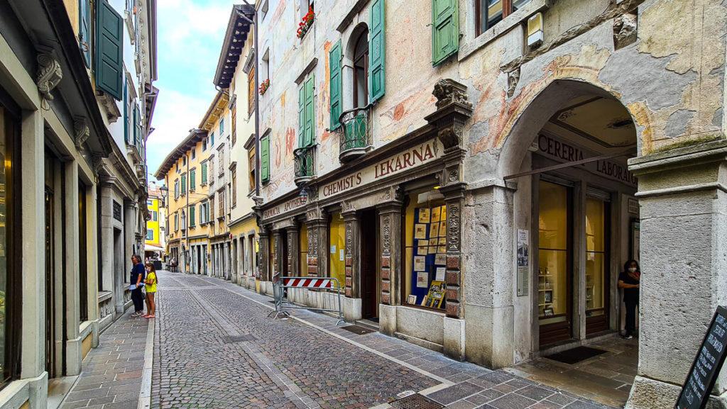Spaziergang durch Cividale del Friuli
