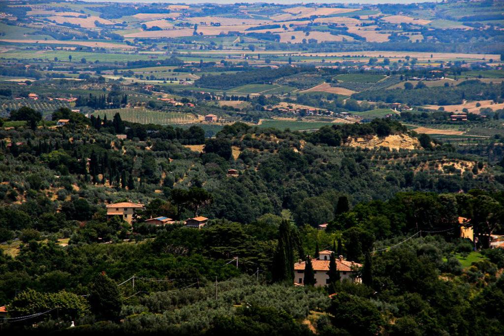 Toskana Urlaub Casentino