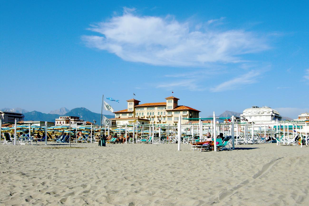Viareggio, Italien
