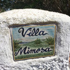 Villa Mimosa Ferienhaus Sardinien