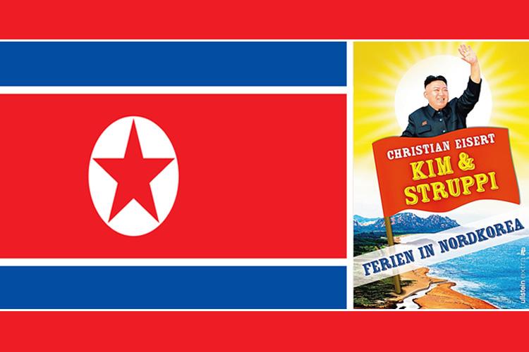 Kim und Struppi Nordkorea