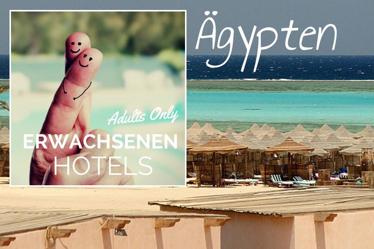 Erwachsenenhotel in Ägypten