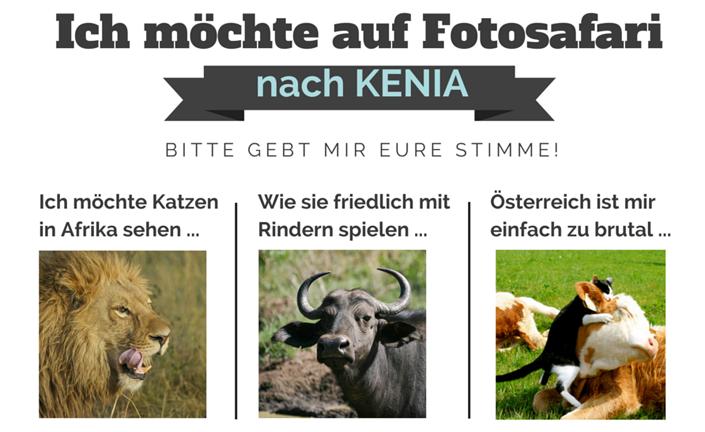 Sigma Fotosafari Kenia