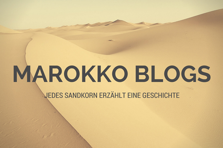Blogs aus Marokko