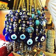 Das Auge der Fatima