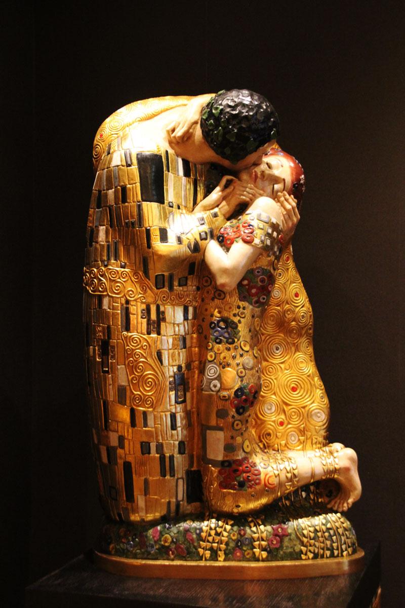 Gustav Klimt überall