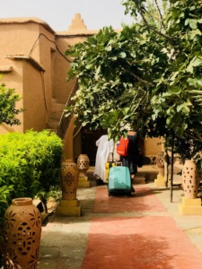 Hotel Kasbah Ennakhile Nkob