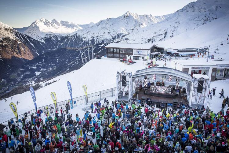 obertauern skiopening
