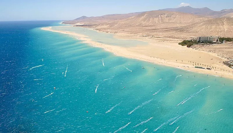 Dakhla Beach Morocco