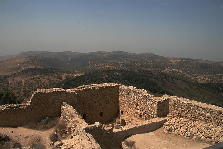 Ajloun Jordanien