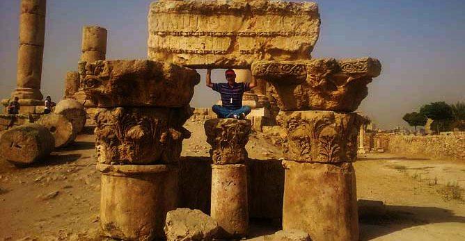 Koloss von Amman
