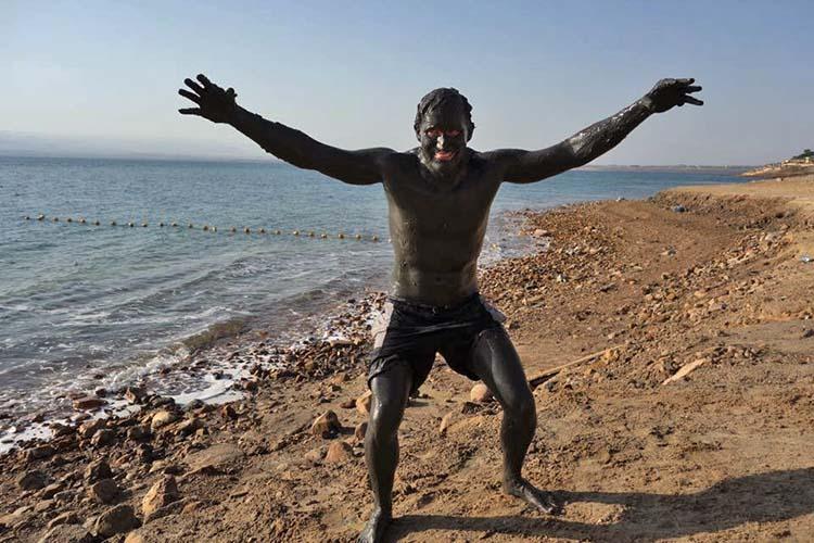 Urlaub am Toten Meer