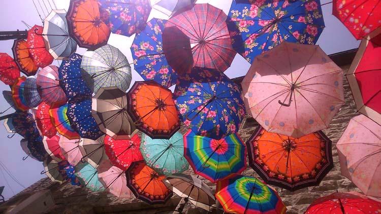 Schirmstiege Amman