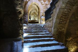 Festung Ajloun Jordanien
