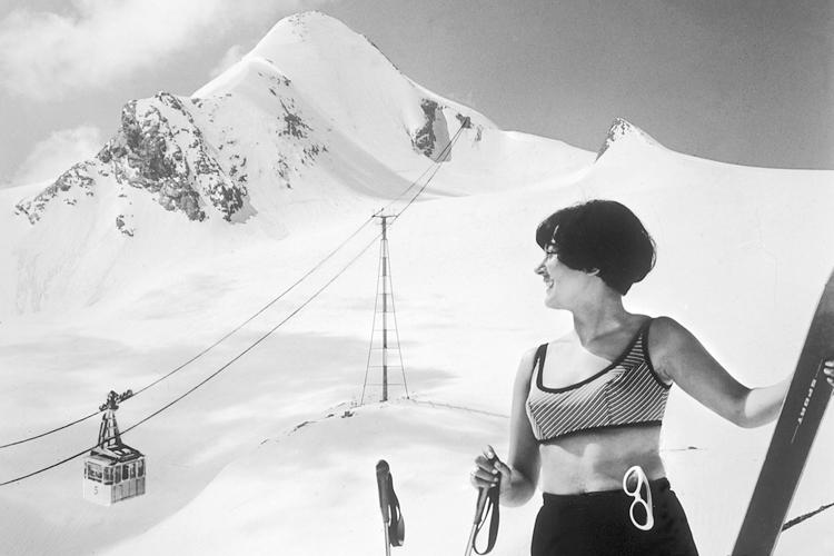 50 Jahre Gletscherskilauf Kitzsteinhorn