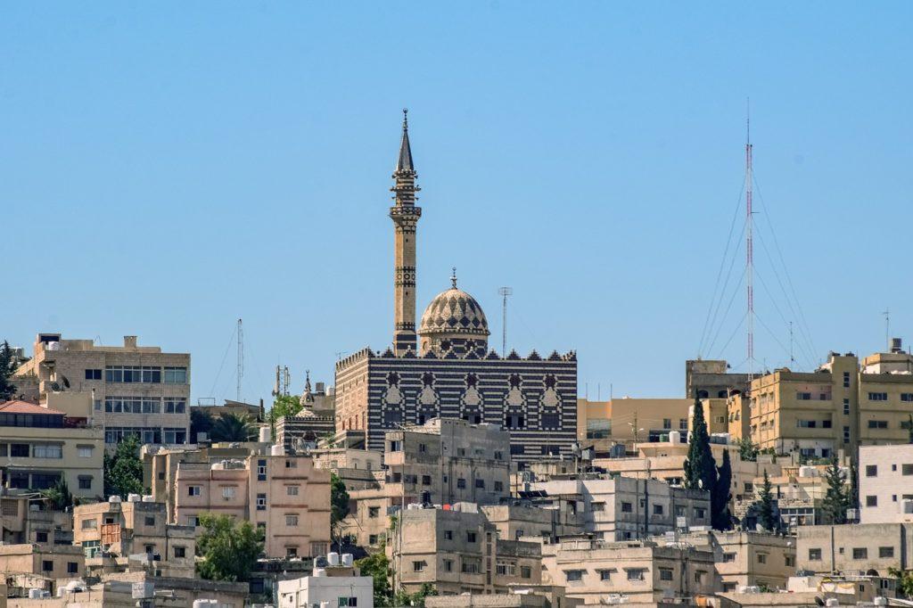 Abu Darwisch Moschee Amman