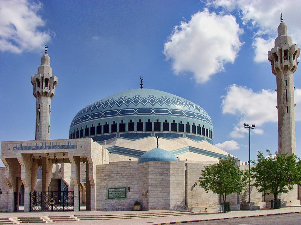 Blaue Moschee Amman