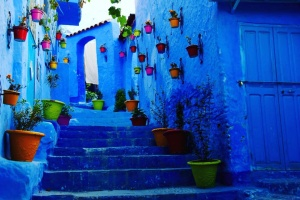 Chefchaouen: The Blue City