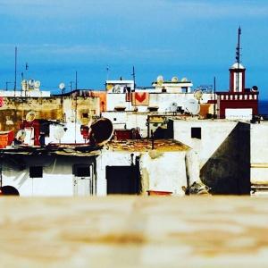 Rabat: Rooftop View (Marokko)