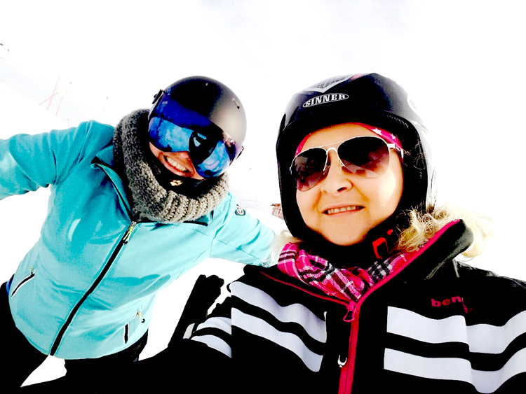 Gaissau Hintersee Skifahren