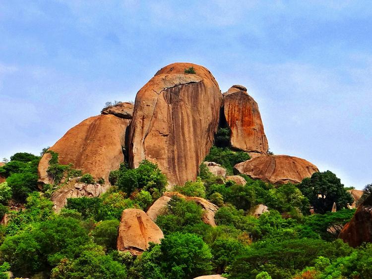 Bangalore Ramgiri Hills