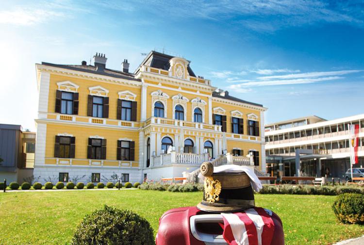 Urlaub im Salzkammergut: Bad Ischl Villa Seilern