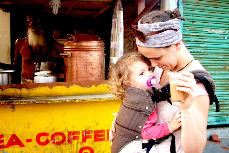 Indien Reise mit Kind