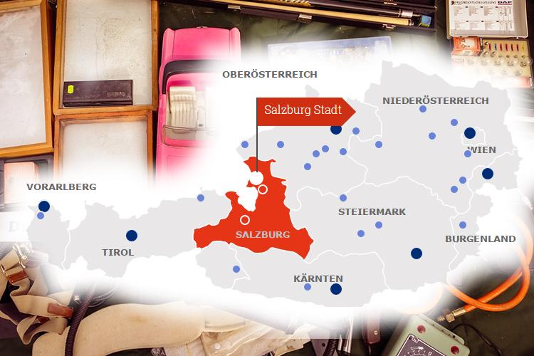 Flohmarktkalender Österreich