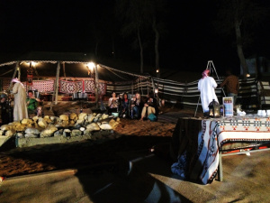 Beduinen Camp Oasis Ras Al Khaimah