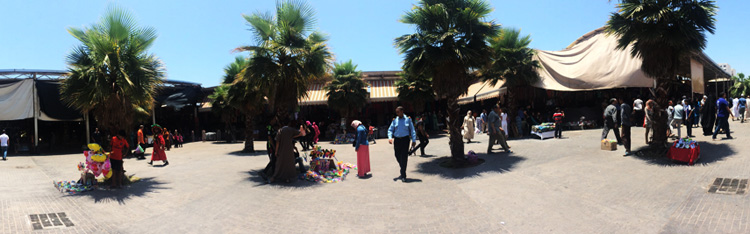 Souk von Agadir