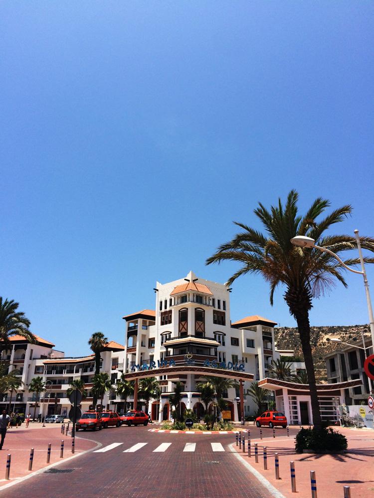 Marina von Agadir