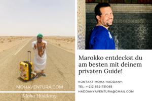 Moha Haddany Tourguide Marokko