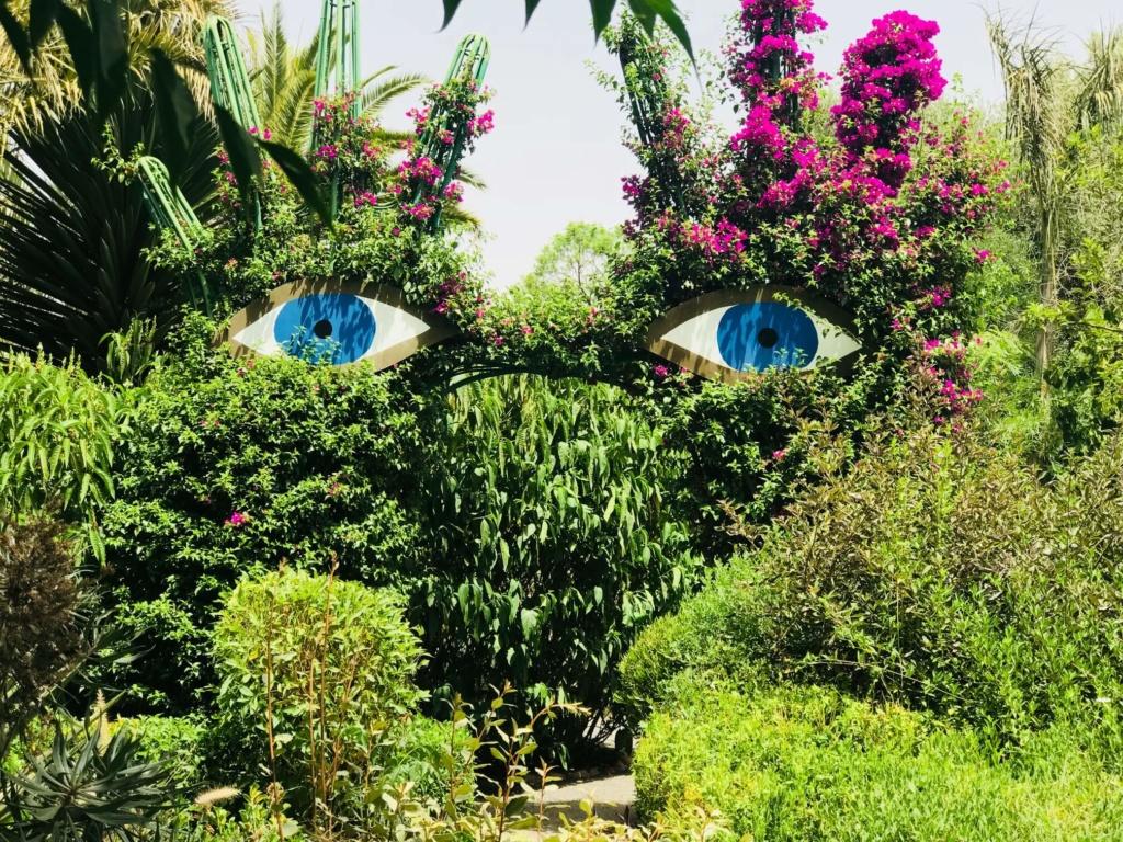 Anima Garden Marrakech, die schönsten Gärten der Welt