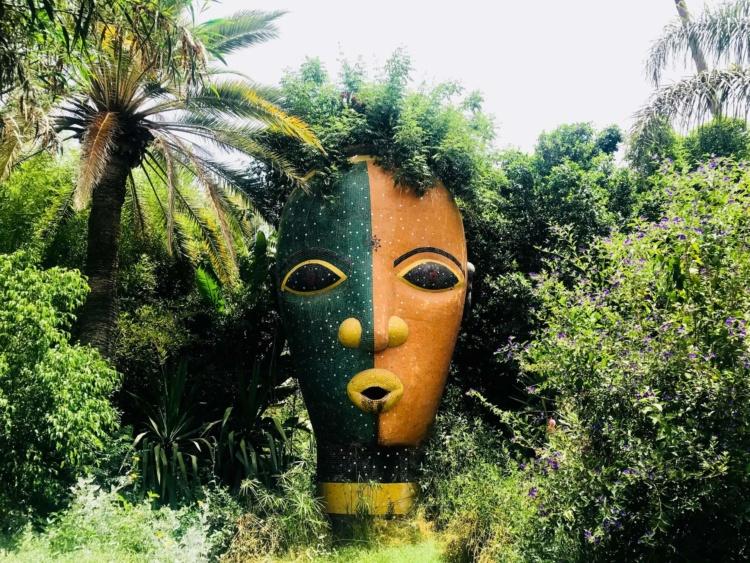 Die schönsten Gärten der Welt, Anima Garden Marrakech