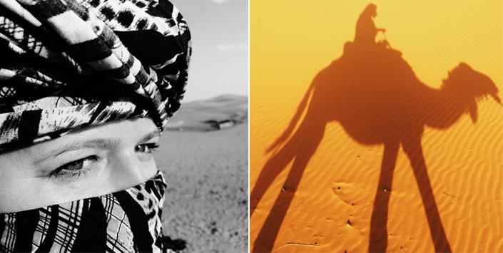 Entdecke die Wüste von Marokko