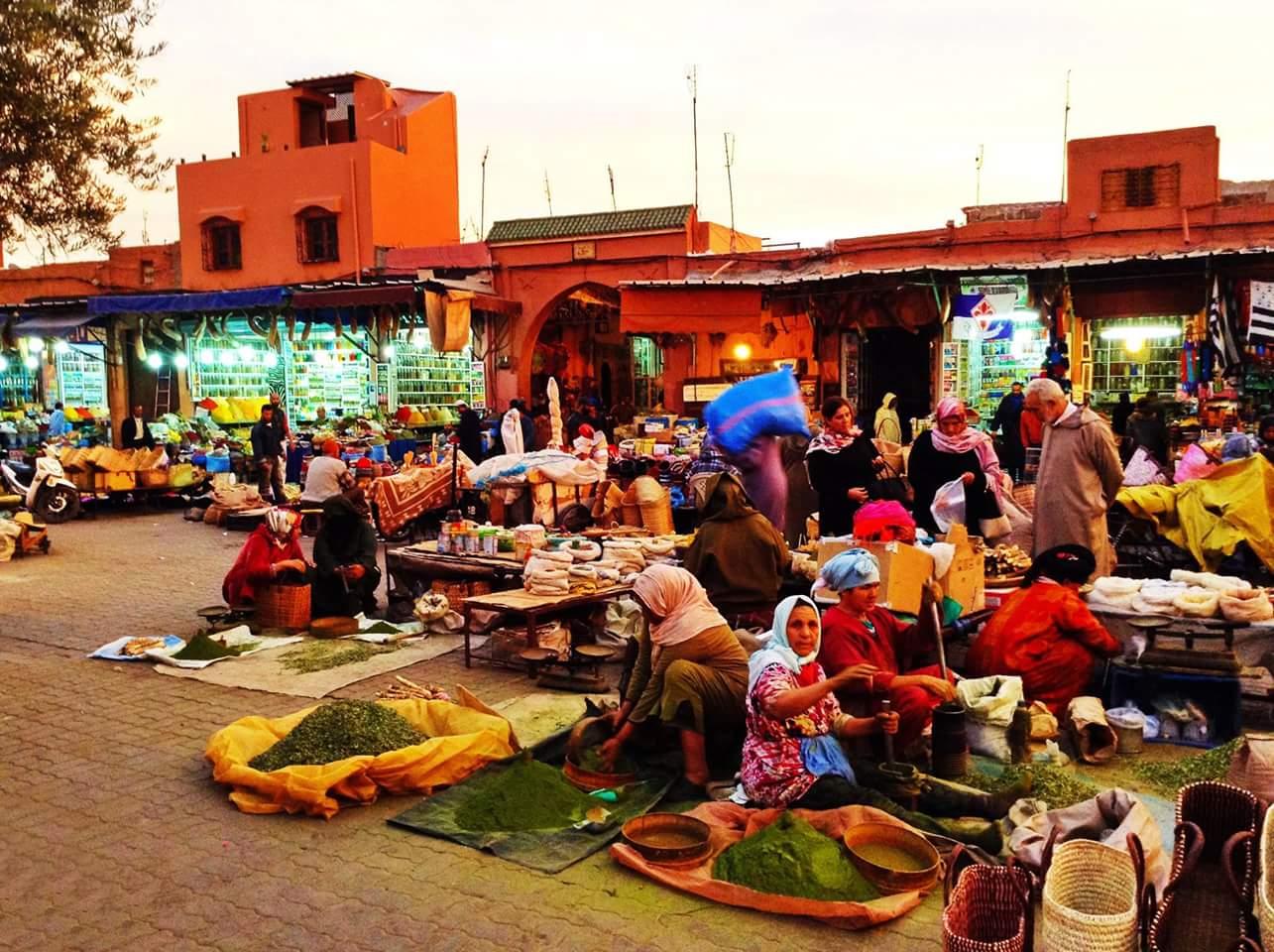 Marrakech Sehenswürdigkeiten