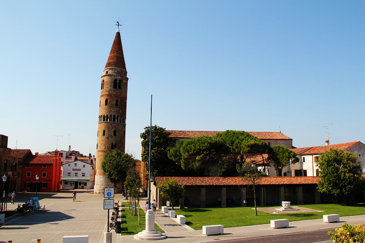 Caorle Sehenswürdigkeiten Dom San Stefano