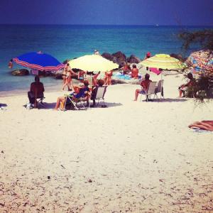Vada Strand Italien