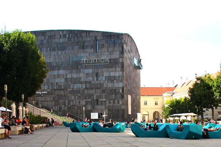 Mumok Museumsqartier Wien