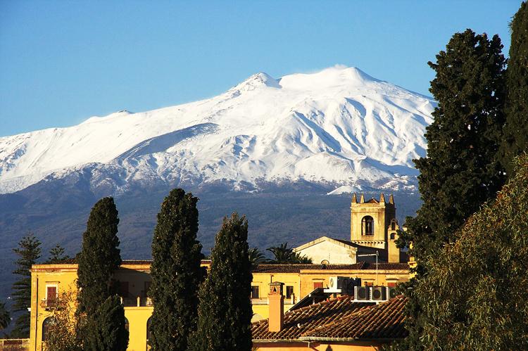 Etna / Ätna Sizilien