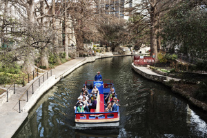 Urlaub in Texas San Antonio Riverwalk