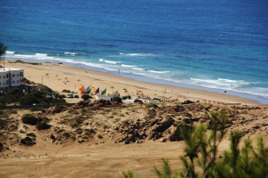 Strand von Tanger