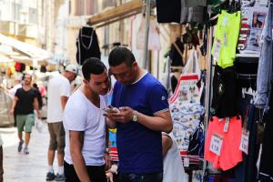 Shoppen in Palermo