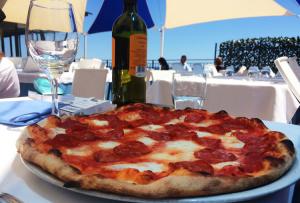 Pizza in Palermo