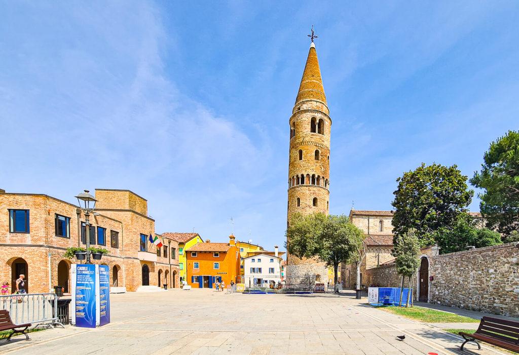 Caorle Sehenswürdigkeiten Glockenturm