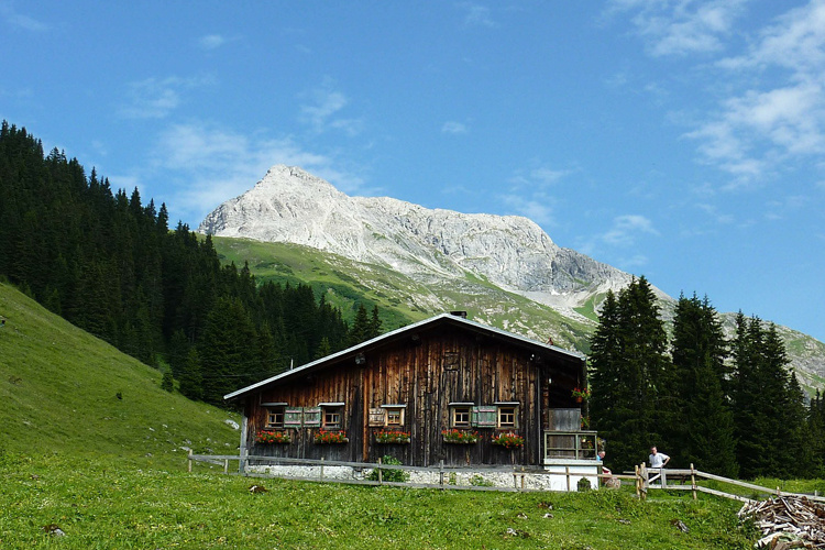 Wandern Arlberg